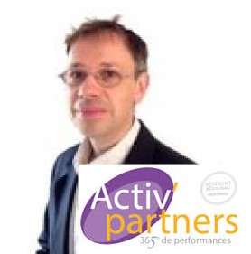 Activ'Partners formation consultant Eric Bouchet