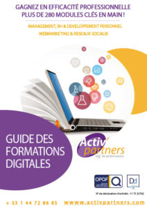 Nouveau : Guide des Formations Digitales 2019